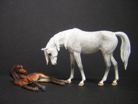 Arabians - Resin