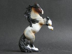 Draft Horses - Resin