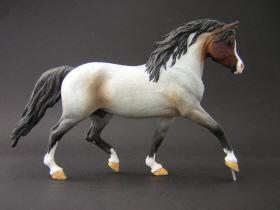Welsh Ponies & Cobs - Resin